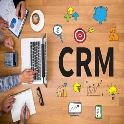 leads with CRM software