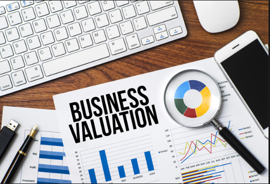 What is business valuation