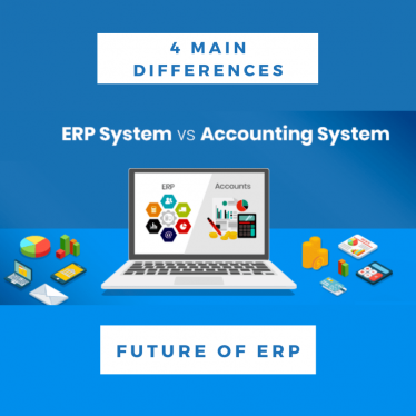 Differences Between ERP And Accounting Software