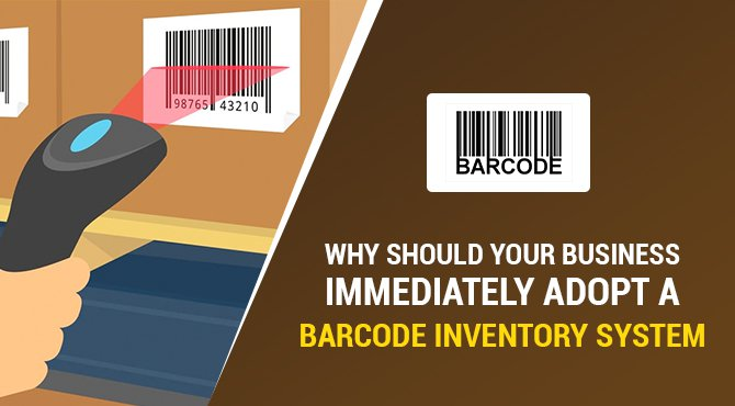 barcode inventory system