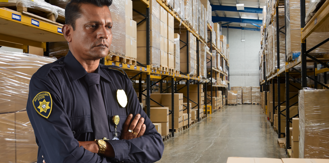 improve warehouse security