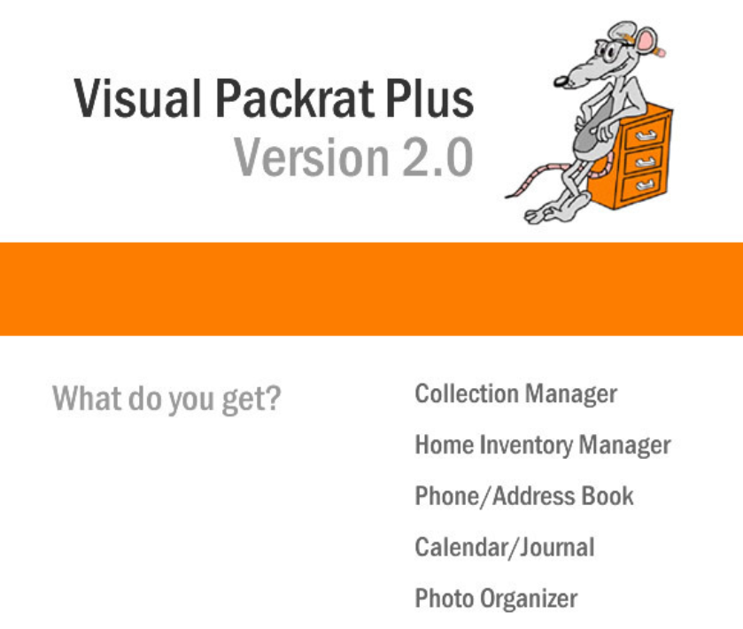packrat home inventory software