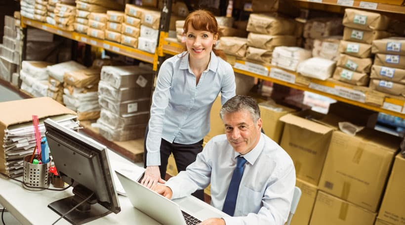 role of warehouse supervisor