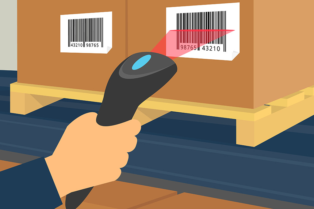 barcode implementation