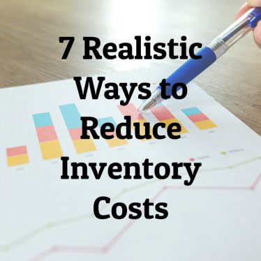 Reduce Inventory Costs