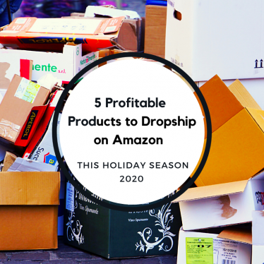 5 Profitable Products to Dropship on Amazon this Holiday Season 2020
