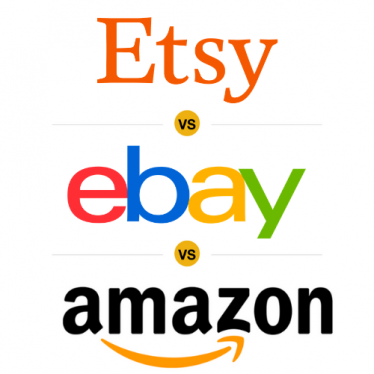 eBay vs Etsy vs Amazon
