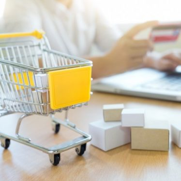 Business shopping online concept. Free Photo
